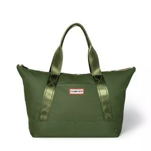 NWT 2019 Hunter for Target Large Olive Green Tote